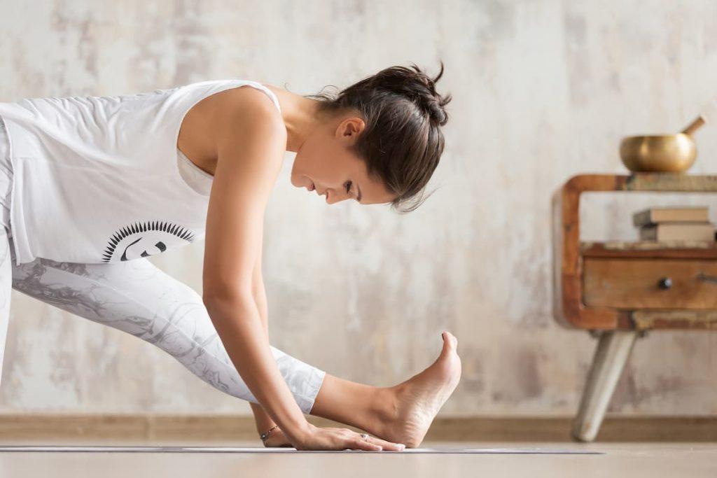 Le Yoga de la Femme