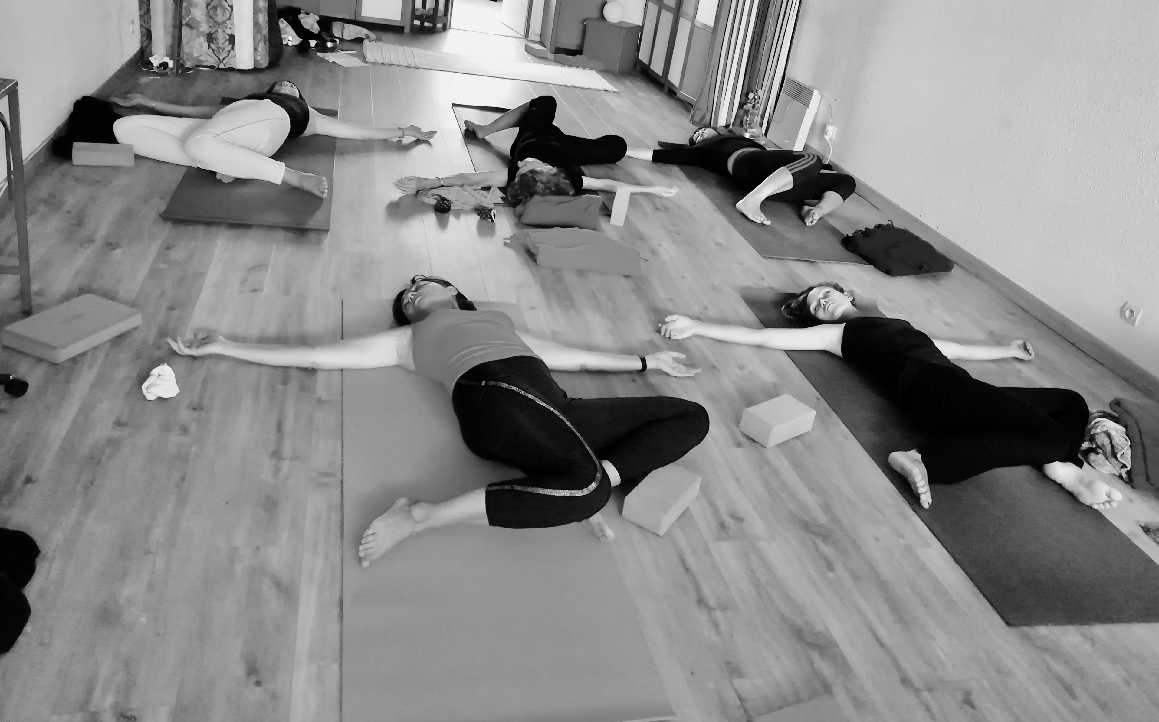 Programme studio Tendance Yoga